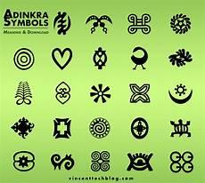 Symbole Mit Bedeutung - adinkra symbols free ghanaian symbols brushes