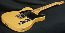 g bender telecaster crook butterscotch tele guitar w mcvay g bender used reverb
