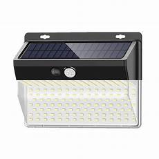Bakeey Light Induction Wall by Odomy 2pcs 206led Human Induction Solar Wall L