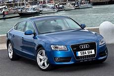 audi a5 sportback from 2009 used prices parkers
