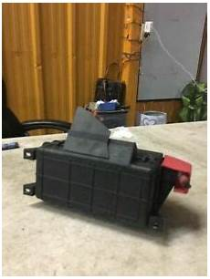 2000 Cadillac Sts Engine Fuse Relay Electrical Box 4 6l