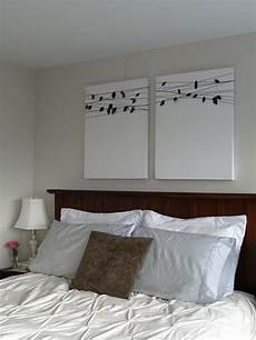 Bedroom Artwork Ideas by 15 Easy Diy Wall Ideas You Ll Fall In With Diy