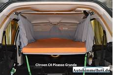 citroen c4 grand picasso kofferraum abmessungen schlafen im citroen c4 grand picasso i bj 2006 2013