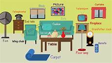 Kitchen Furniture Names Living Room Furniture Names Of Living Room Objects 7 E S L