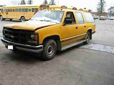 how cars engines work 1992 chevrolet g series g30 electronic toll collection buy used 1992 chevrolet suburban 5 passenger 153 473 miles 8 cyl 5 7l gas engine 77 in