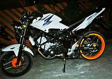 Modifikasi Motor Cb150r by Modifikasi Motor Cb150r Lu Bulat Modifikasi Motor