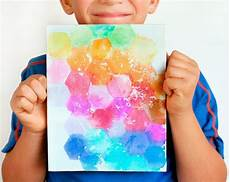 Leinwand Mit Kindern Gestalten - keilrahmen gestalten mit verschiedenen techniken 17
