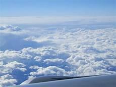 Gambar Awan Dari Pesawat