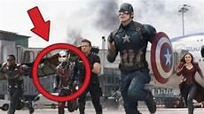captain america civil wars all the easter eggs in the new captain america civil war trailer