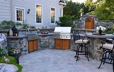 outdoor küche bauen outdoor kitchen essentials