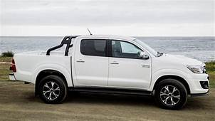 2015 Toyota HiLux Review Black Edition  Photos CarAdvice