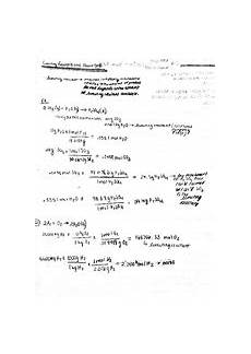 limiting reactants and percent yield review questions