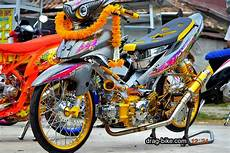 Motor Jupiter Z Modifikasi by 40 Foto Gambar Modifikasi Jupiter Z Kontes Racing Look