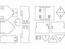 villa country 3d puzzle dxf file free download 3axis co