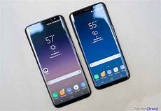Samsung Galaxy S8 Vs S8 Plus Comparison Of Technical Specs