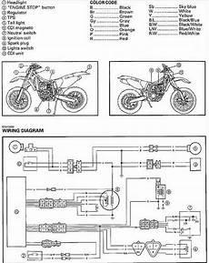 yamaha wr wiring diagram wr stator wire diagram help wr 400 426 450 thumpertalk