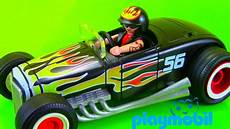 playmobil heat racer race car