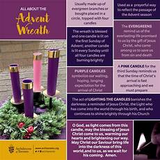 all about the advent wreath advent wreath prayers
