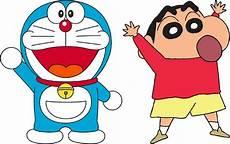 20 Karakter Anime Jepang Yang Paling Mudah Digambar Versi