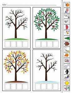 4 seasons printable worksheets 14847 quot season match up quot printable 4 seasons matching worksheet supplyme