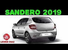 renault sandero exclusive 2019