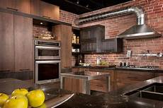 cuisine style industriel striking loft kitchen design ideas that reveal the