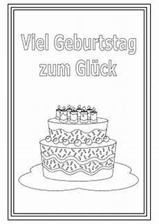 Ausmalbilder Geburtstag Pdf Kostenlose Geburtstagskarten Zum Ausdrucken Und Ausmalen
