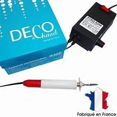 Pyrograveur Multi Fonction Basse Tension Pyrographe R300