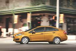 2016 Ford Fiesta Review Ratings Specs Prices And