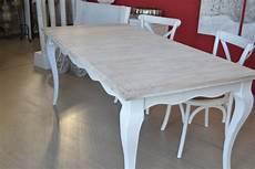 tavoli da usati tavolo provenzale allungabile legno massello bianco shabby