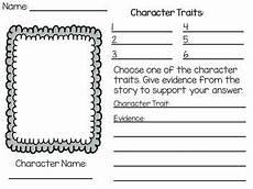 character traits worksheet printable teaching ideas teaching resources character trait