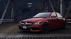 2017 Mercedes Amg C63 S Add On Replace Gta5 Mods