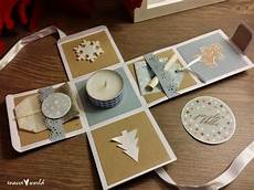 weihnachtsgeschenk selber machen kleine geschenke entspannungsbox