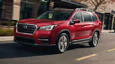2020 subaru ascent model overview pricing tech and