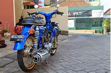 Honda C70 Modif Road Race by Welcome To Racing Gallery By Andy Achmad Prasetya