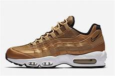 nike to release metallic gold air max 95