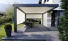 Terrasse Bioclimatique Aluminium Cartier