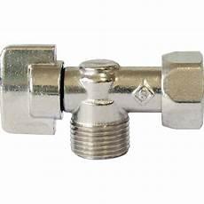 robinet à clapet robinet d arr 234 t wc 224 clapet en 233 querre laiton chrom 233
