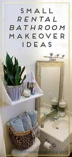 small rental bathroom makeover ideas not a passing fancy blog rental bathroom small rental