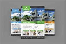 real estate flyer by leaflove envato elements