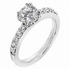 romm diamonds artcarved bridal diamond engagement rings