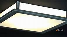 s luce auriga deckenleuchte extrem flach licht design