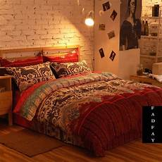 modern boho bedding branded 100 cotton home choice bed fashion bohemian bed covers in