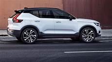 Volvo Xc40 2018 - 2018 volvo xc40 suv