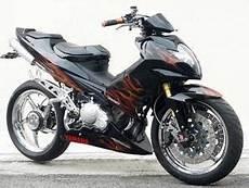 Mx 135 Modif by Modifikasi Yamaha Jupiter Mx 135lc Modif Moge
