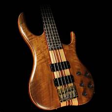 Used 1995 Ken Smith Bmt 5 String Electric Bass Guitar
