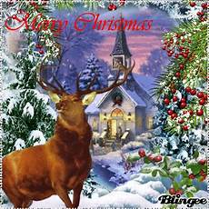 merry christmas deer picture 135517353 blingee com