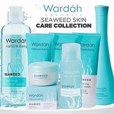 Harga Parfum Merk Wardah qoo10 wardah nature daily seaweed series kosmetik
