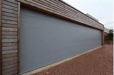 porte de garage sectionnelle grande largeur id 233 es de travaux