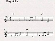free easy beginner violin sheet music solo skip to my lou youtube